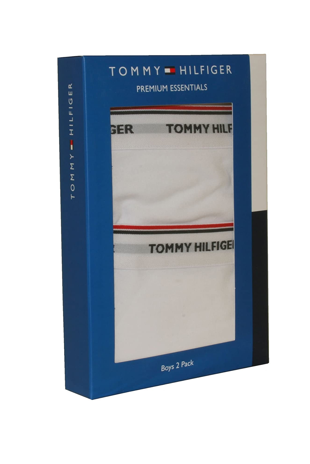 Bas  Tommy Jeans UW0UW00173 902 WHITE / WHITE