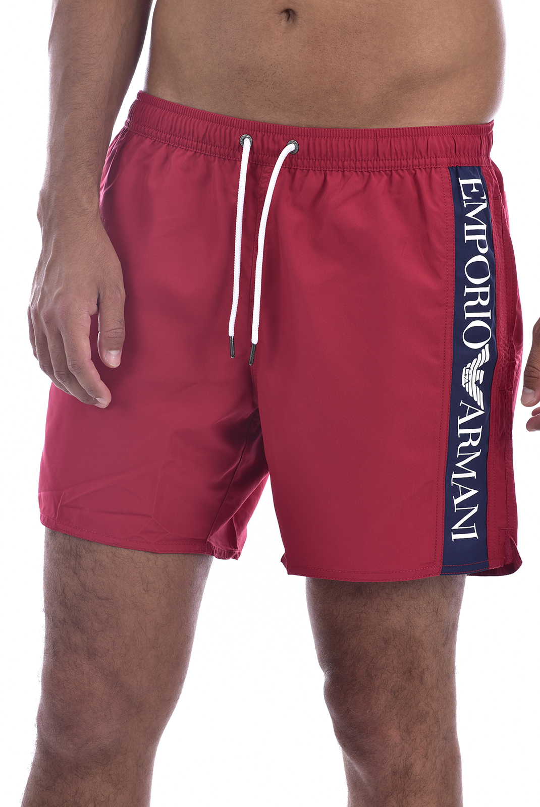 Shorts de bain  Emporio armani 211740 0P425 00173 RUBY RED