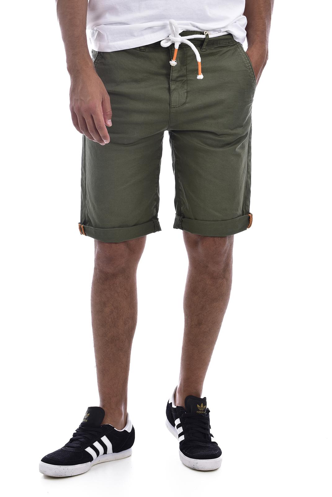 Shorts & Bermudas  Deeluxe KARMA OLIVE