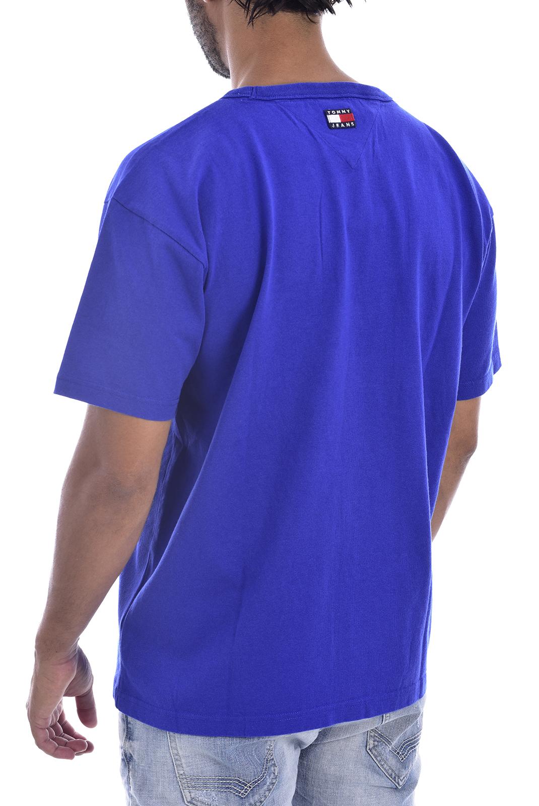 T-S manches courtes  Tommy Jeans DM0DM05234419 419 ESTATE BLUE