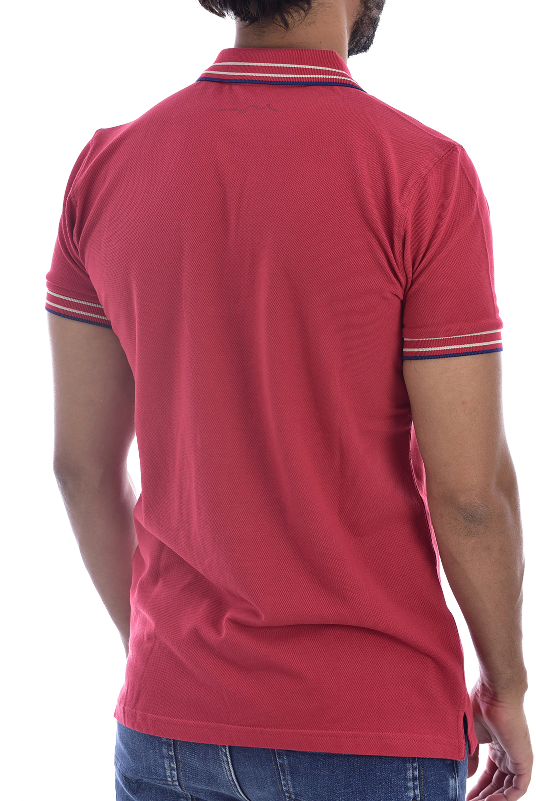 Polos  Teddy smith 11306339DS20 761A-AMERICAN RED