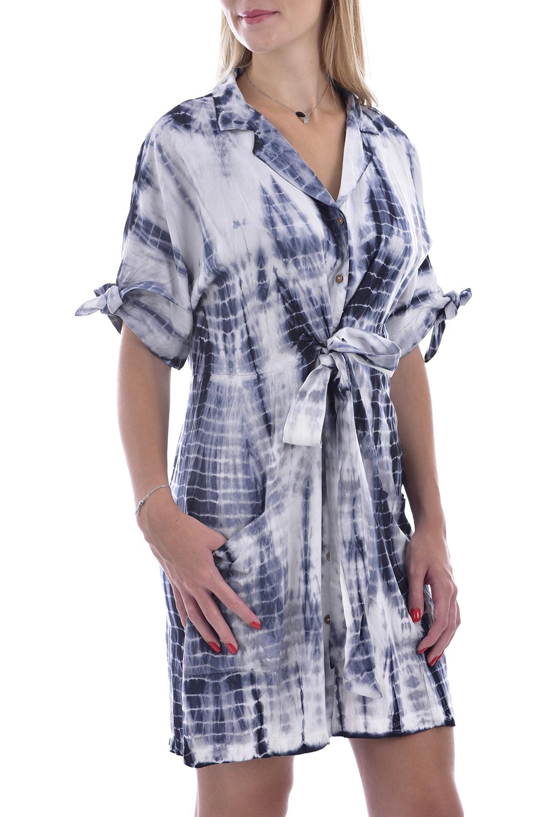 Robes  Deeluxe MARLENE BLEU