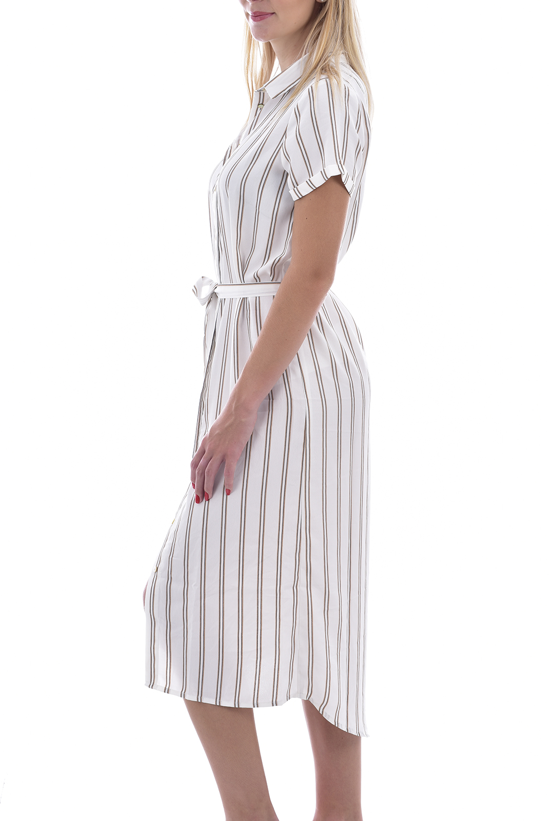 Robes  Deeluxe CLEMENCE YELLOW STRIPES