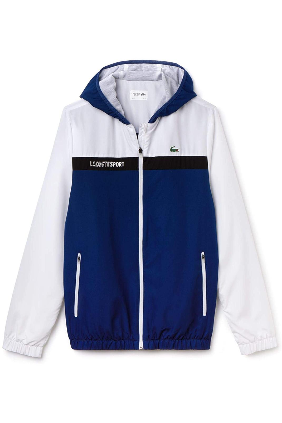 Lacoste BH9527 00CZ4 bleu - blanc