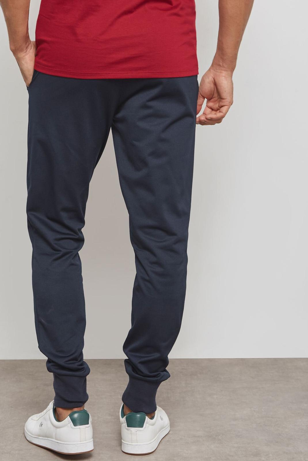 Pantalons sport/streetwear  Lacoste XH0452 00166 marine - blanc