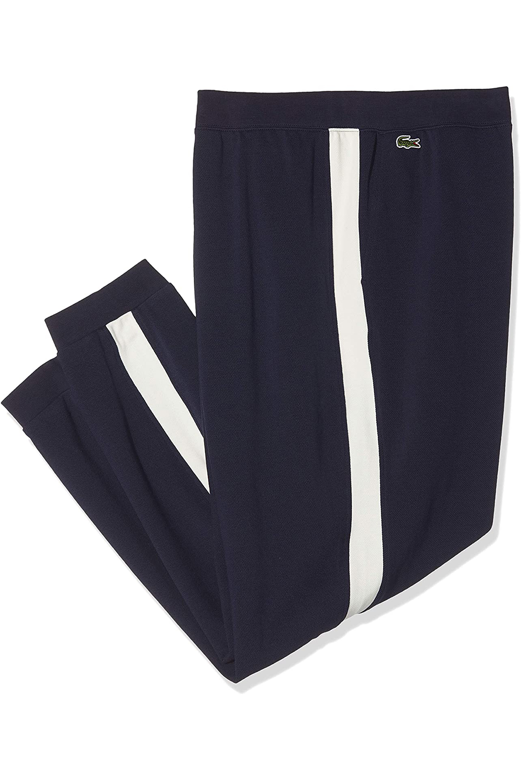 Pantalons sport/streetwear  Lacoste XH4376 00D8S marine - blanc