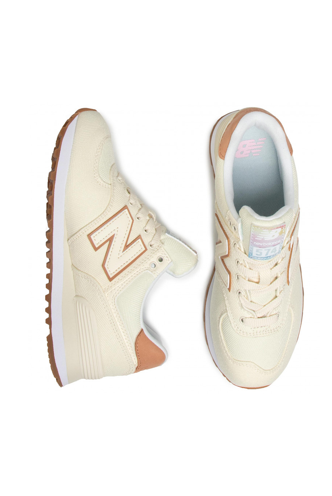 Chaussures  New balance WL574SCB scb