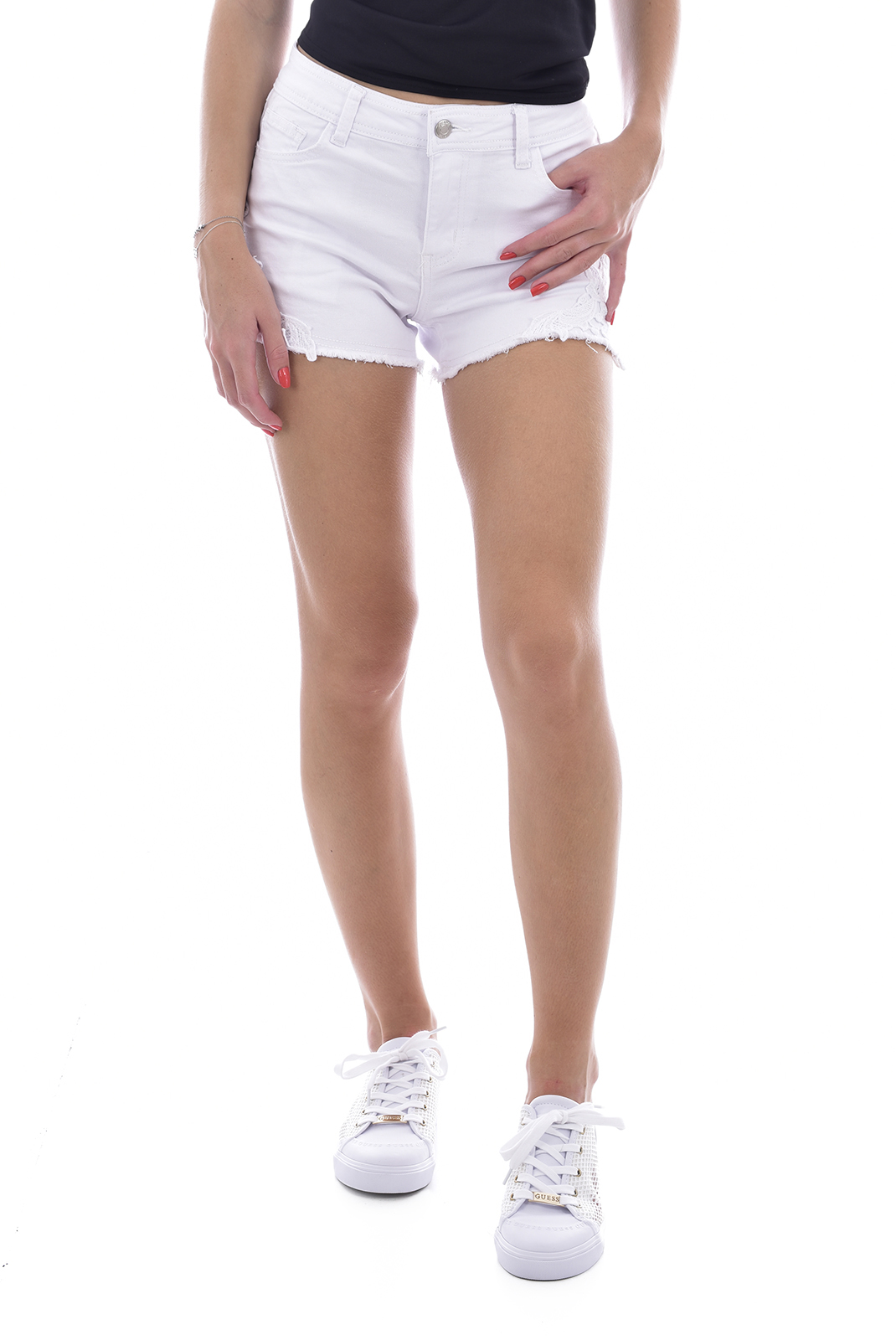 Shorts  Deeluxe MADISON OFF WHITE