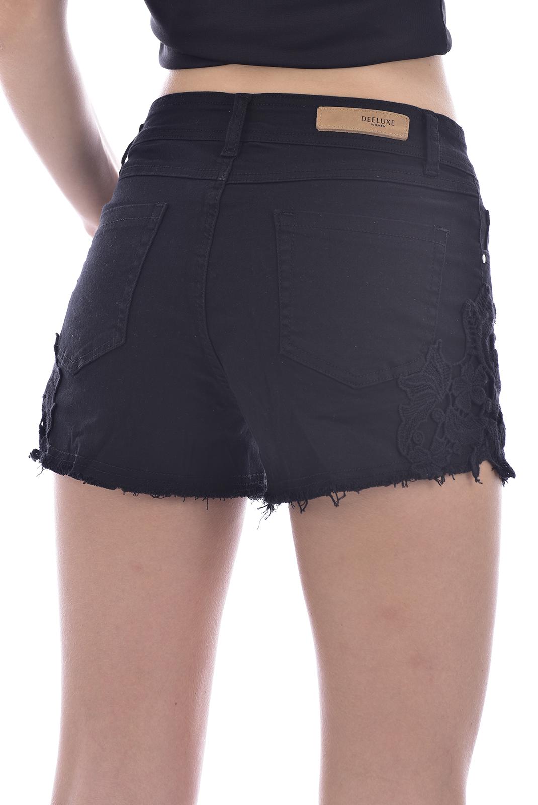 Shorts  Deeluxe MADISON BLACK