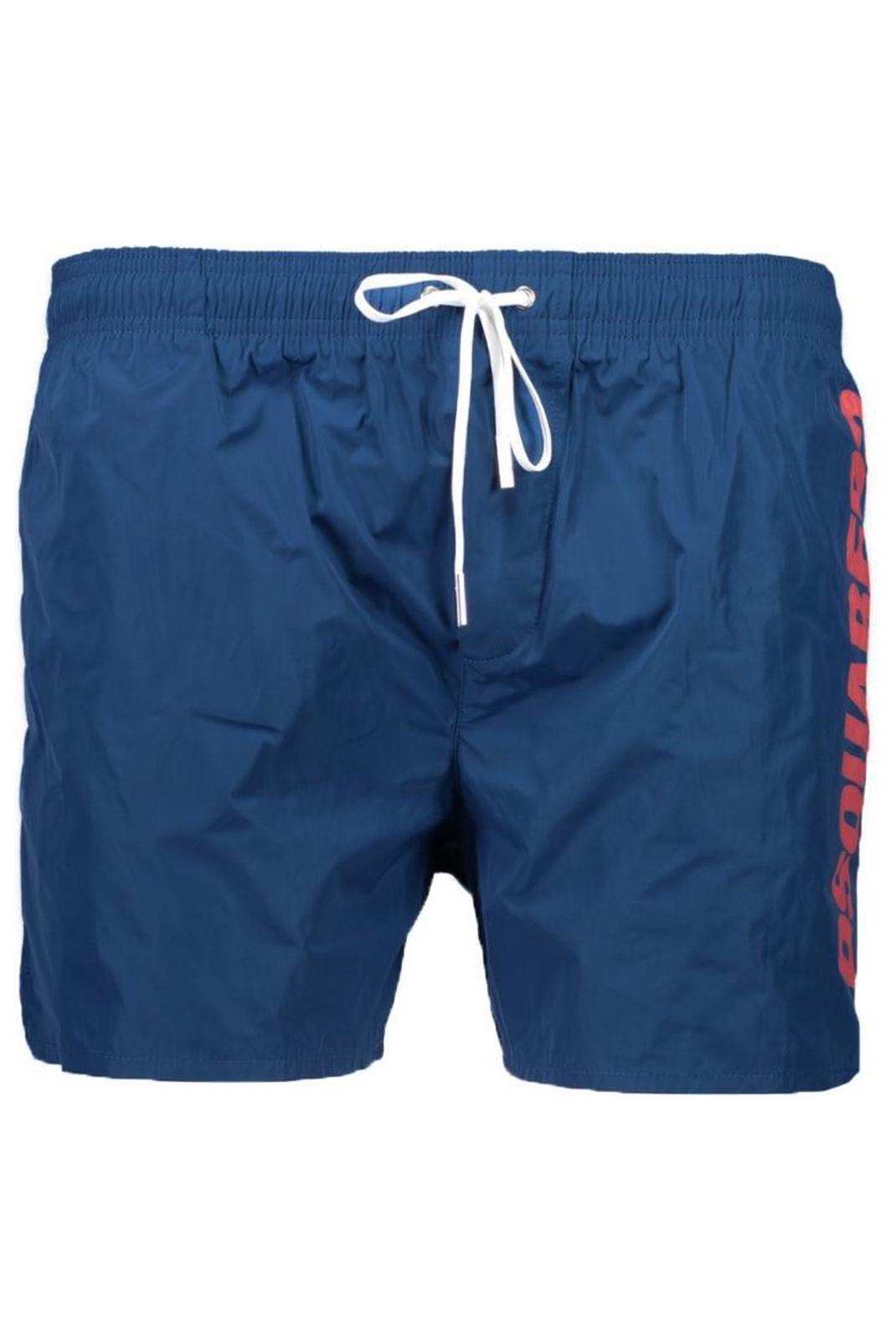 Shorts de bain  Dsquared2 D7B641760 32046 BLEU
