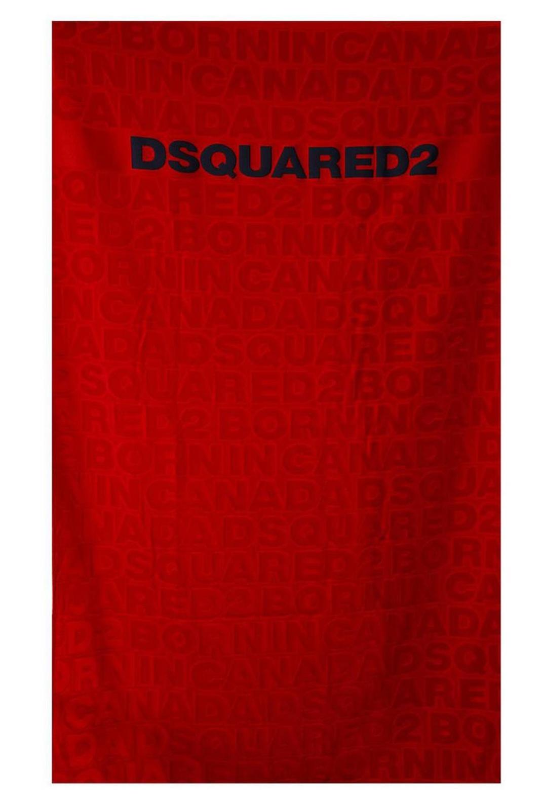 Maillots & Sous-vêtements  Dsquared2 D7P001920 400 ROUGE