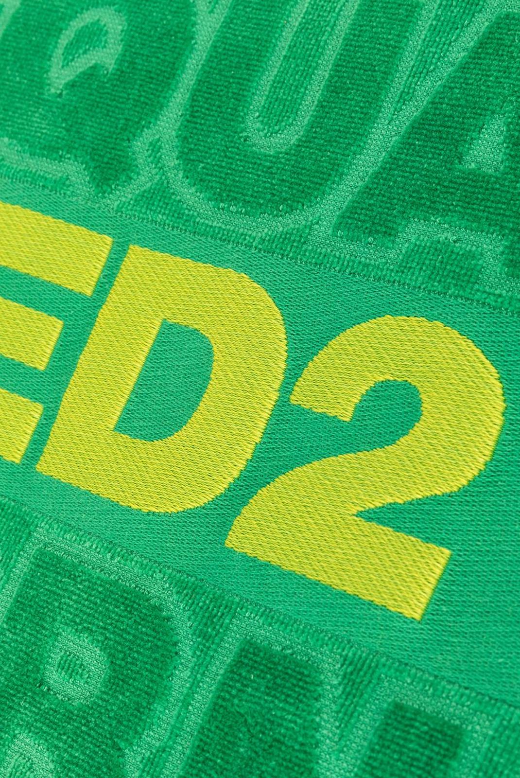 Maillots & Sous-vêtements  Dsquared2 D7P001920 800 VERT
