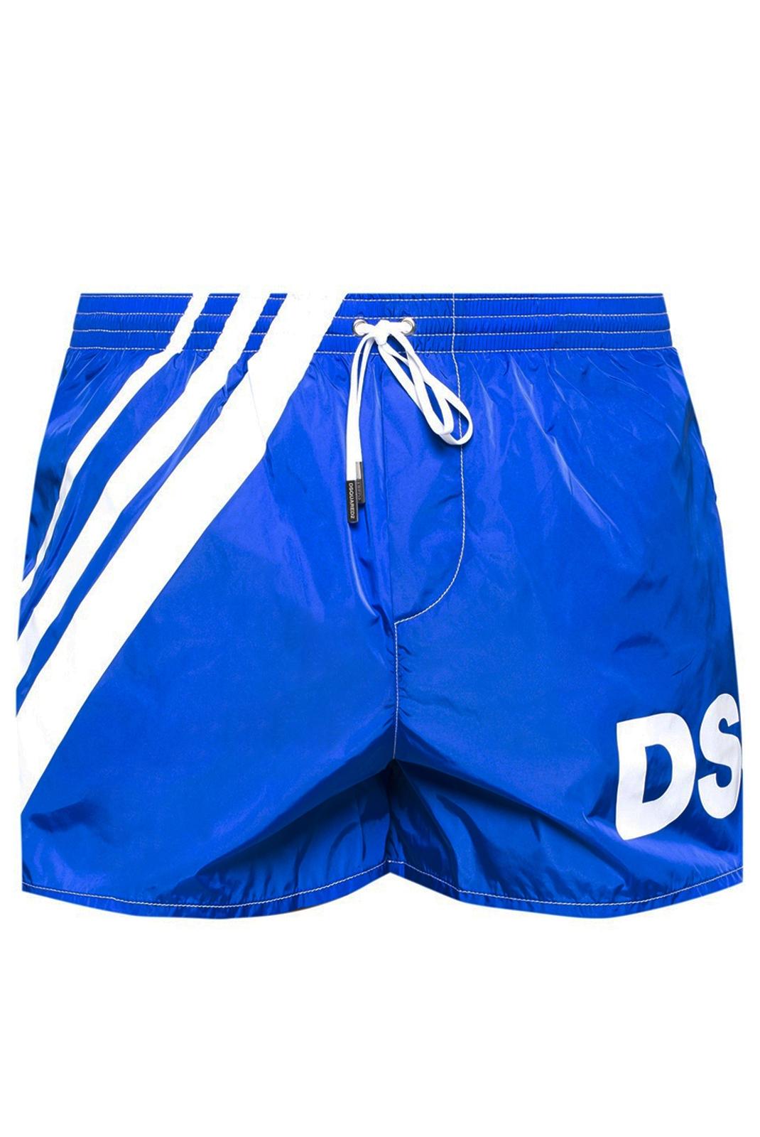 Shorts de bain  Dsquared2 D7B641950 33046 BLEU