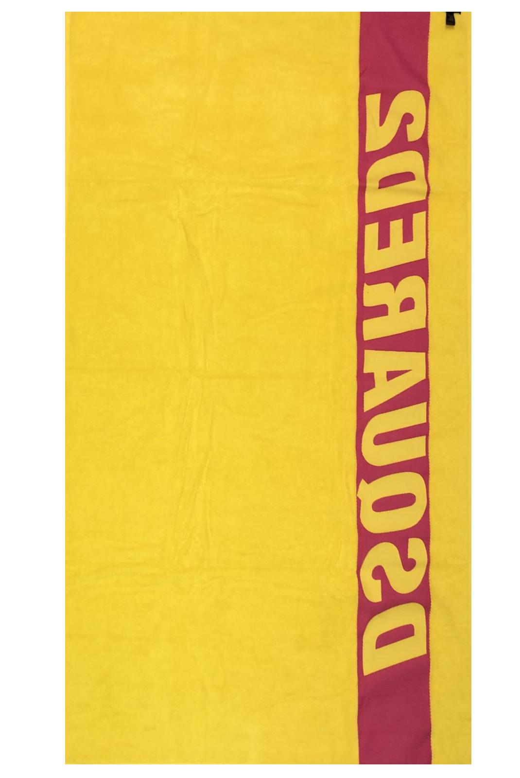 Maillots & Sous-vêtements  Dsquared2 D7P002430 700 JAUNE