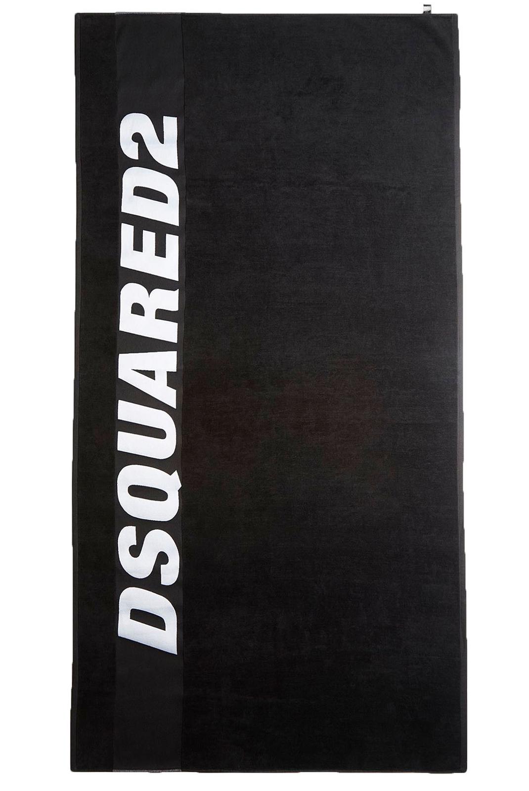 Maillots & Sous-vêtements  Dsquared2 D7P002430 200 NOIR