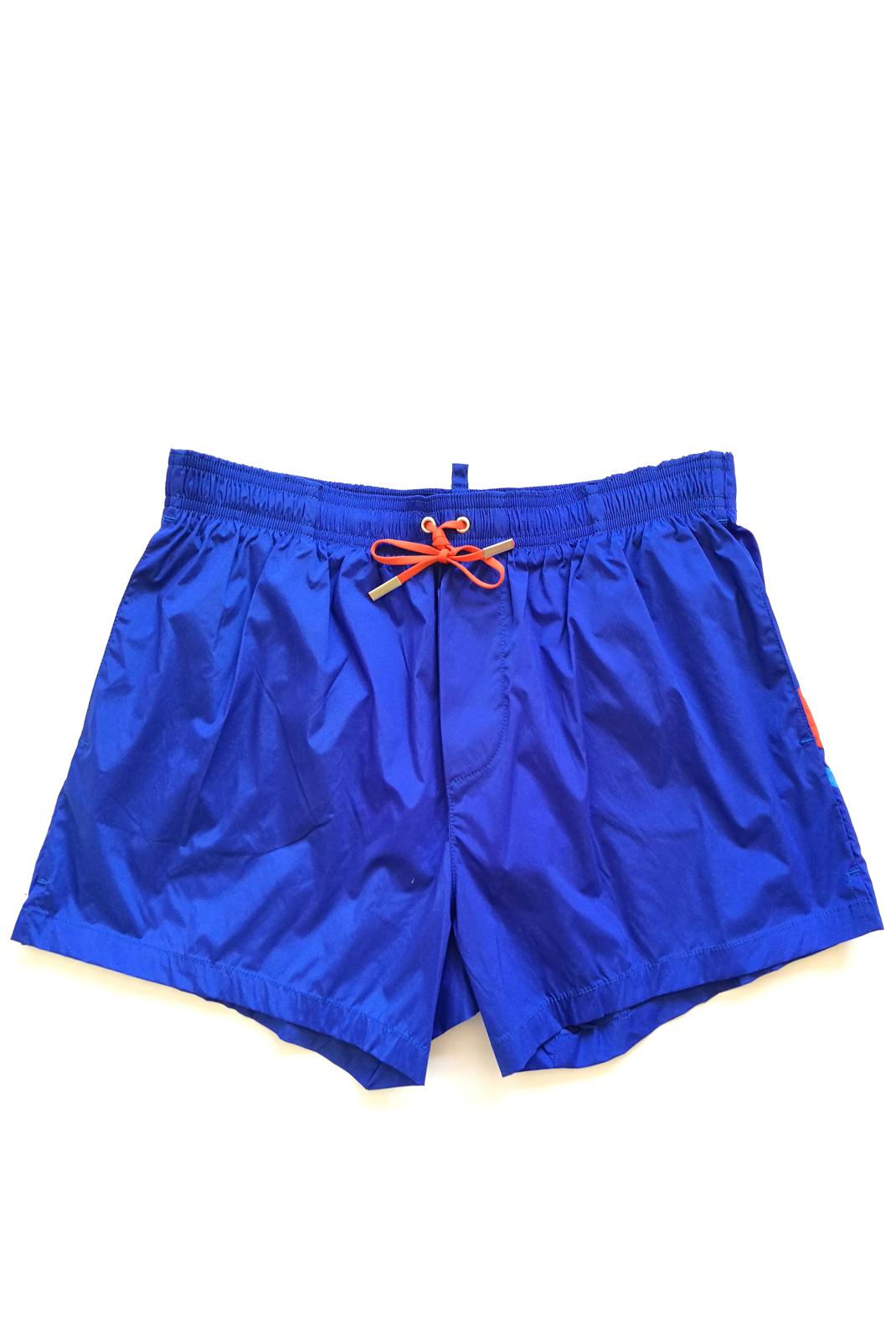Shorts de bain  Dsquared2 D7B642640 33050 BLEU