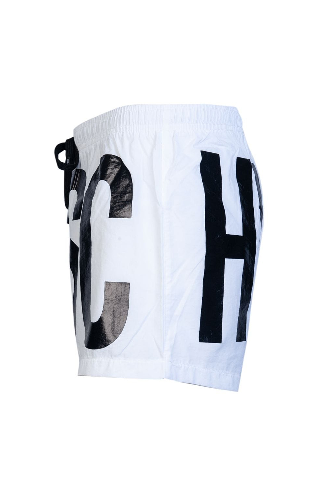 Shorts de bain  Moschino V6119 001 WHITE
