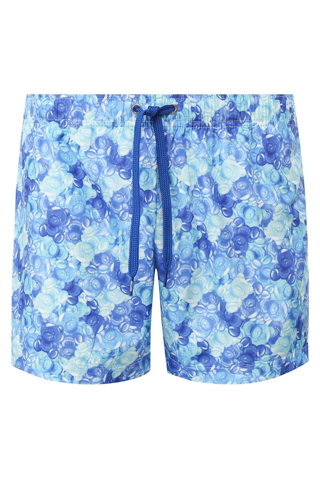 Shorts de bain  Moschino A6133 1278 BLEU