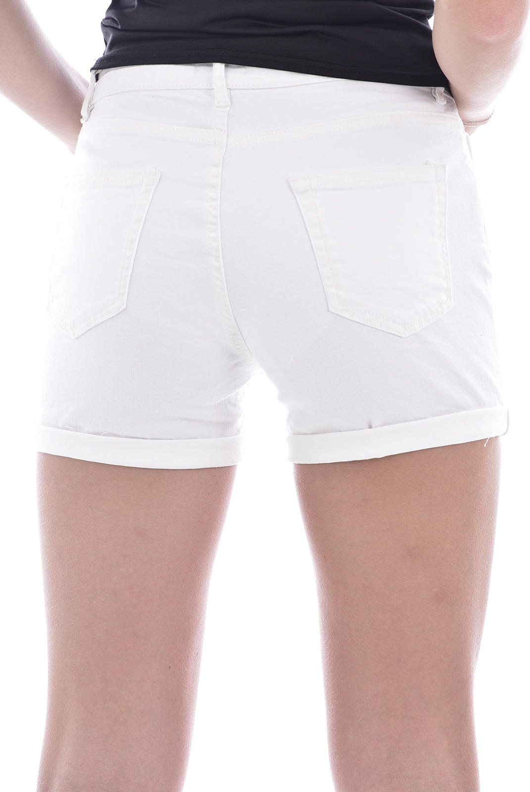 Shorts  Deeluxe CERISE OFF WHITE