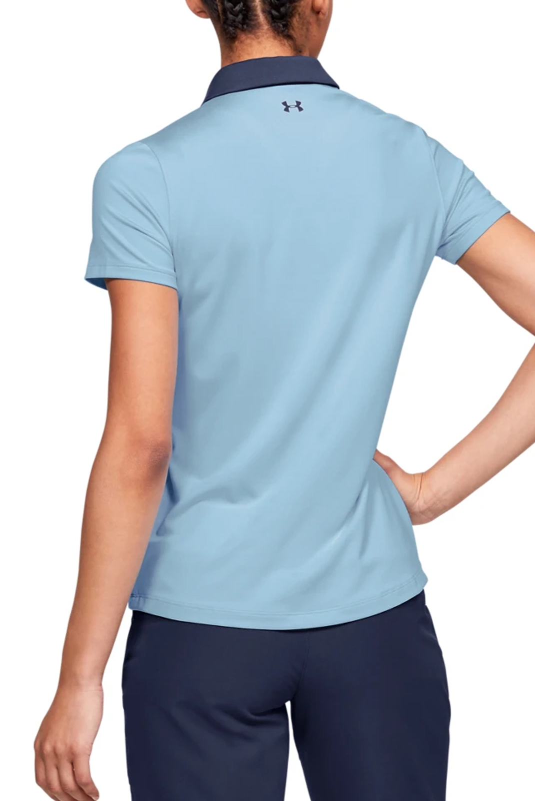 Tee shirt  Under armour UA1353124E20 494-BLUE FROST
