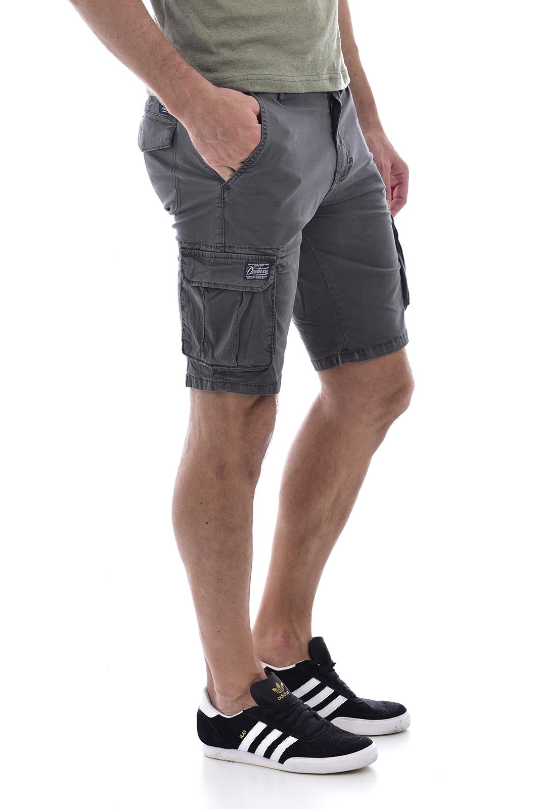 Shorts & Bermudas  Deeluxe SLOG CHARCOAL