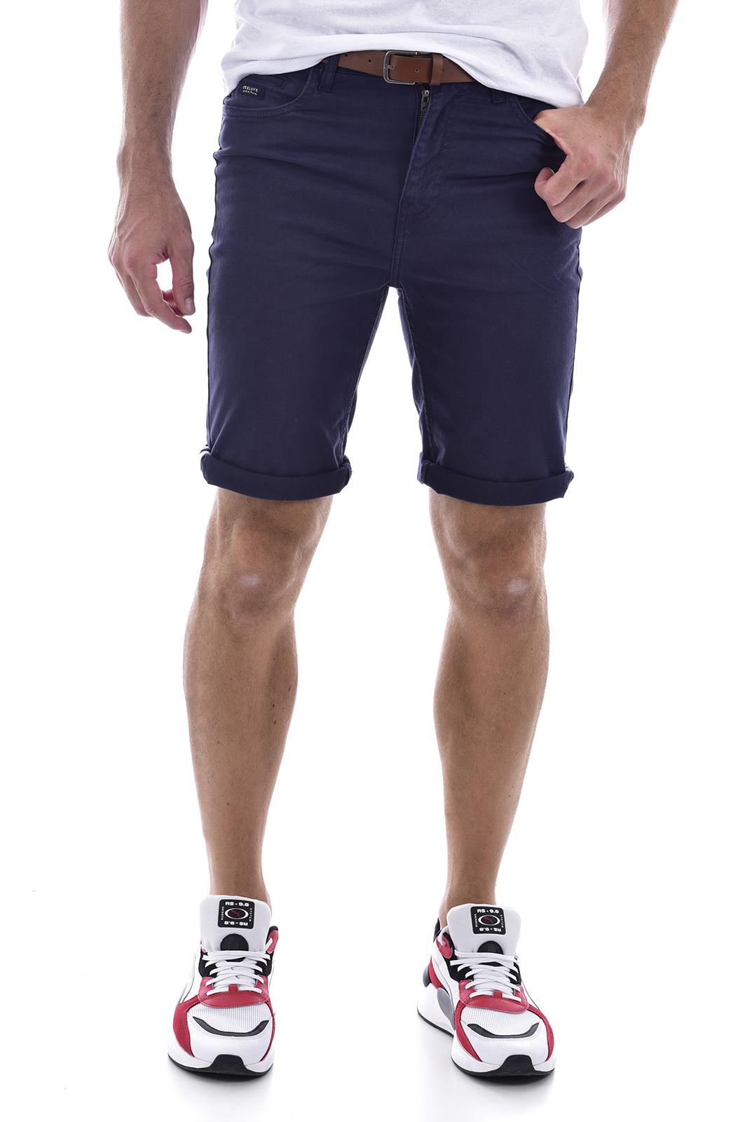 Shorts & Bermudas  Deeluxe CITY NAVY