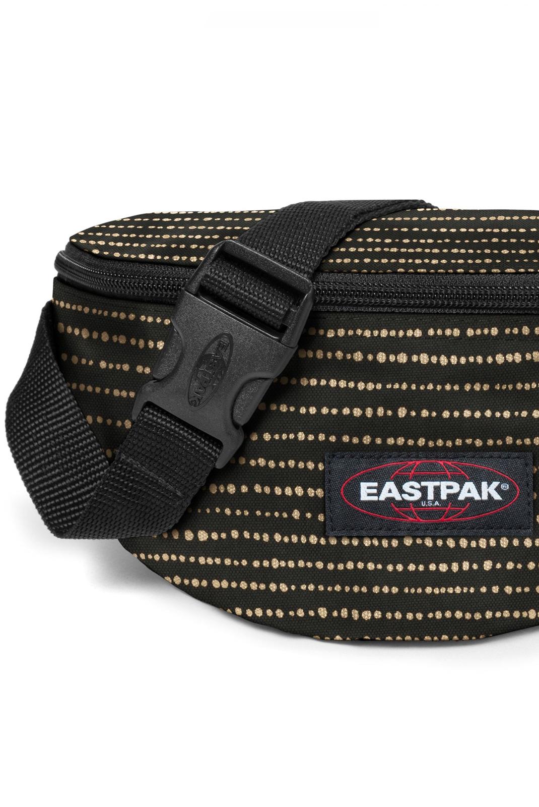 Sac porté épaule  Eastpak EK07402Y NOIR MULTI OR