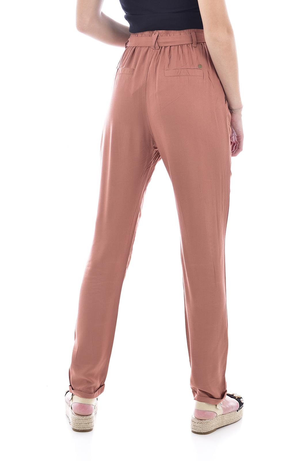 Pantalons  Deeluxe ELIDA BLUSH