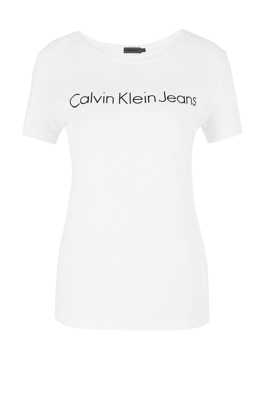 Tops & Tee shirts  Calvin klein J20J206438 112 WHITE