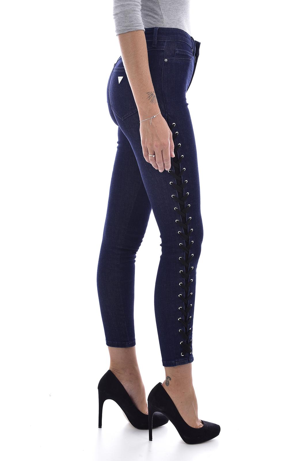 Femme  Guess jeans W81A00D2ZN0 1981 SILVER LAKE