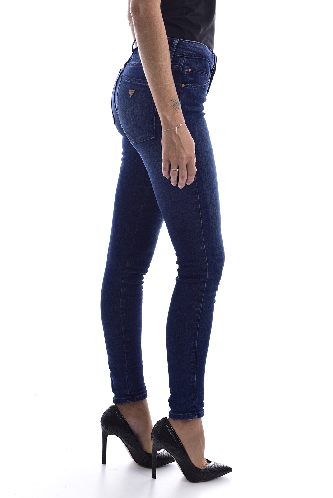 Femme  Guess jeans WB9AJ3D3NQ0 SEXY CURVE DAIN WASH