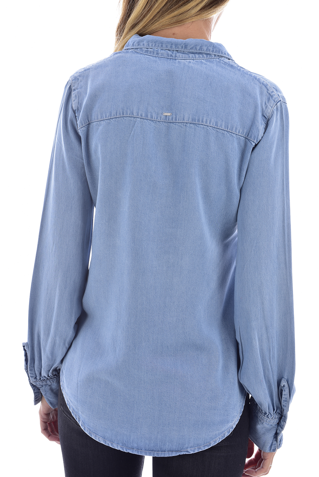 Blouses  Guess jeans W72H30D2GZ9 SUMMER SEA WASH