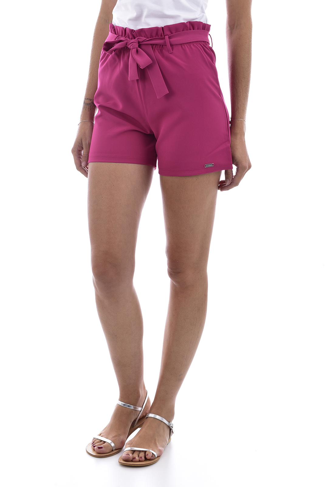 Shorts  Guess jeans W72D76WBED9 SHOCKING PINK