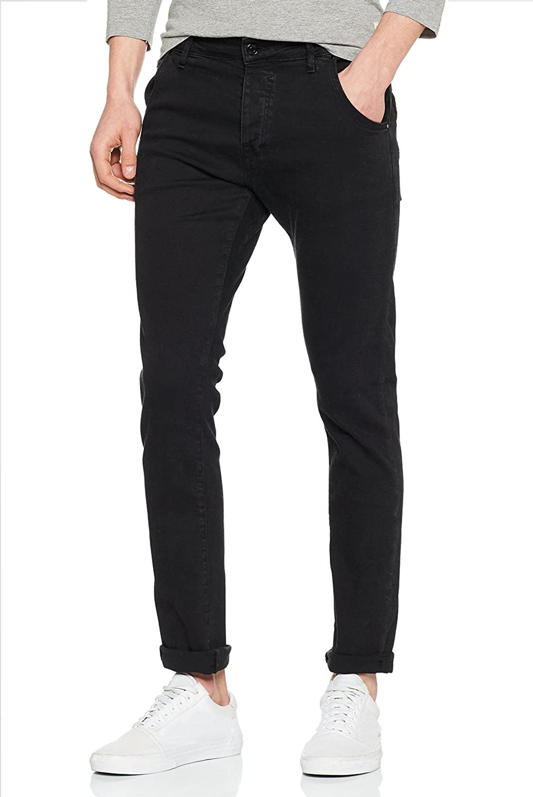 régular  Guess jeans M81A05D2YM0 cliff SILVER.