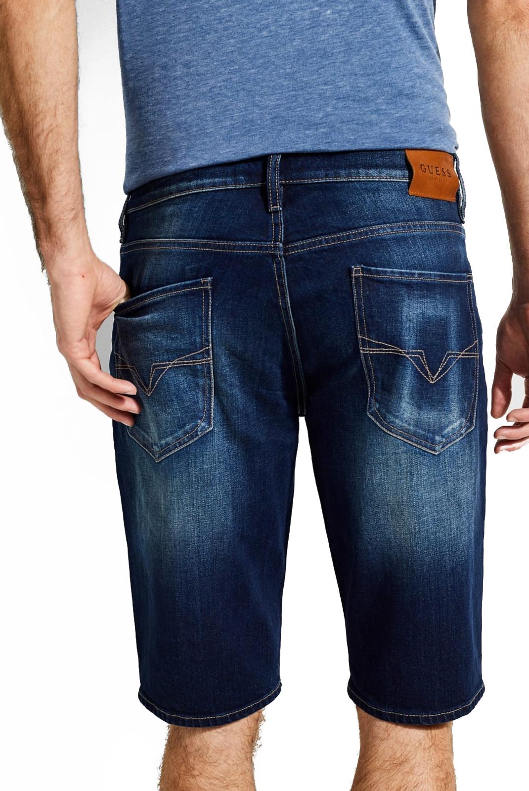 Shorts & Bermudas  Guess jeans M91AV2R3R80 CRACKLE WASH