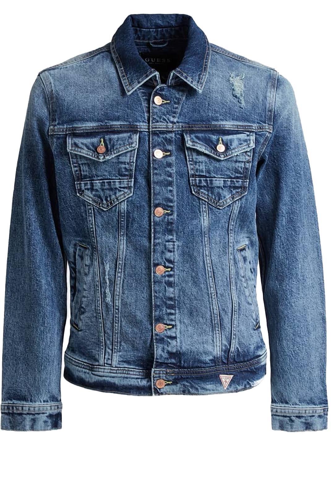 Blousons / doudounes  Guess jeans M92N14D32S1 MEDFORD