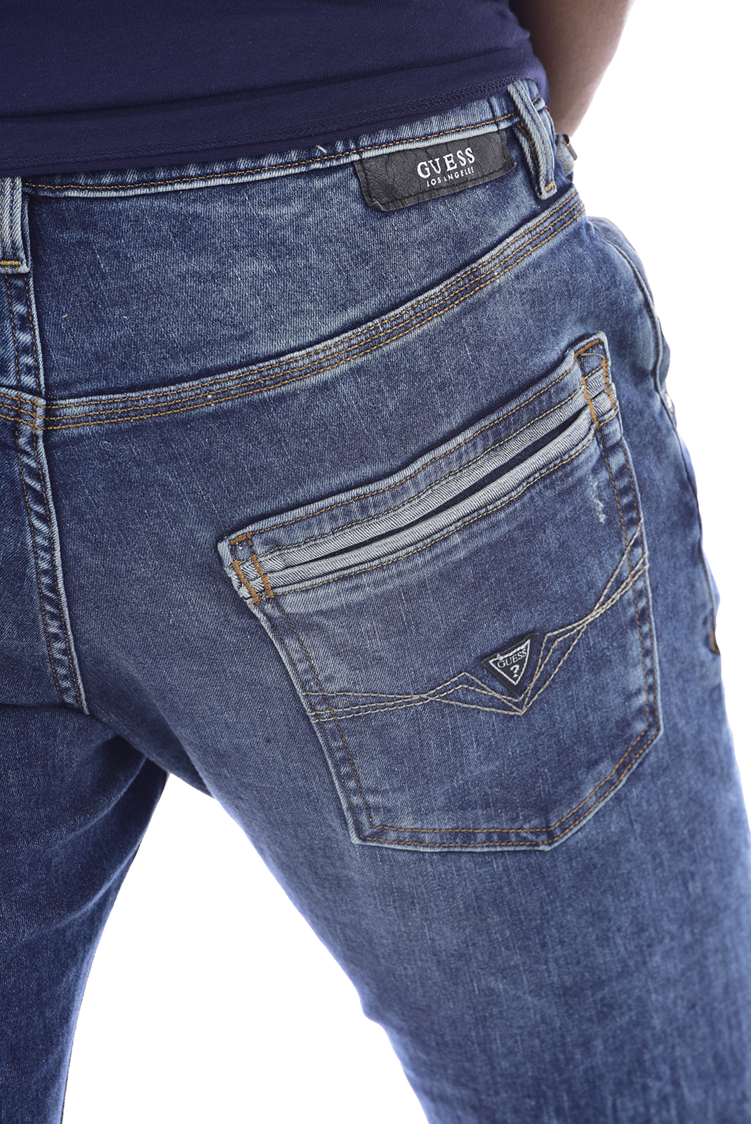 régular  Guess jeans M81A05D2YV0 cliff OKAY
