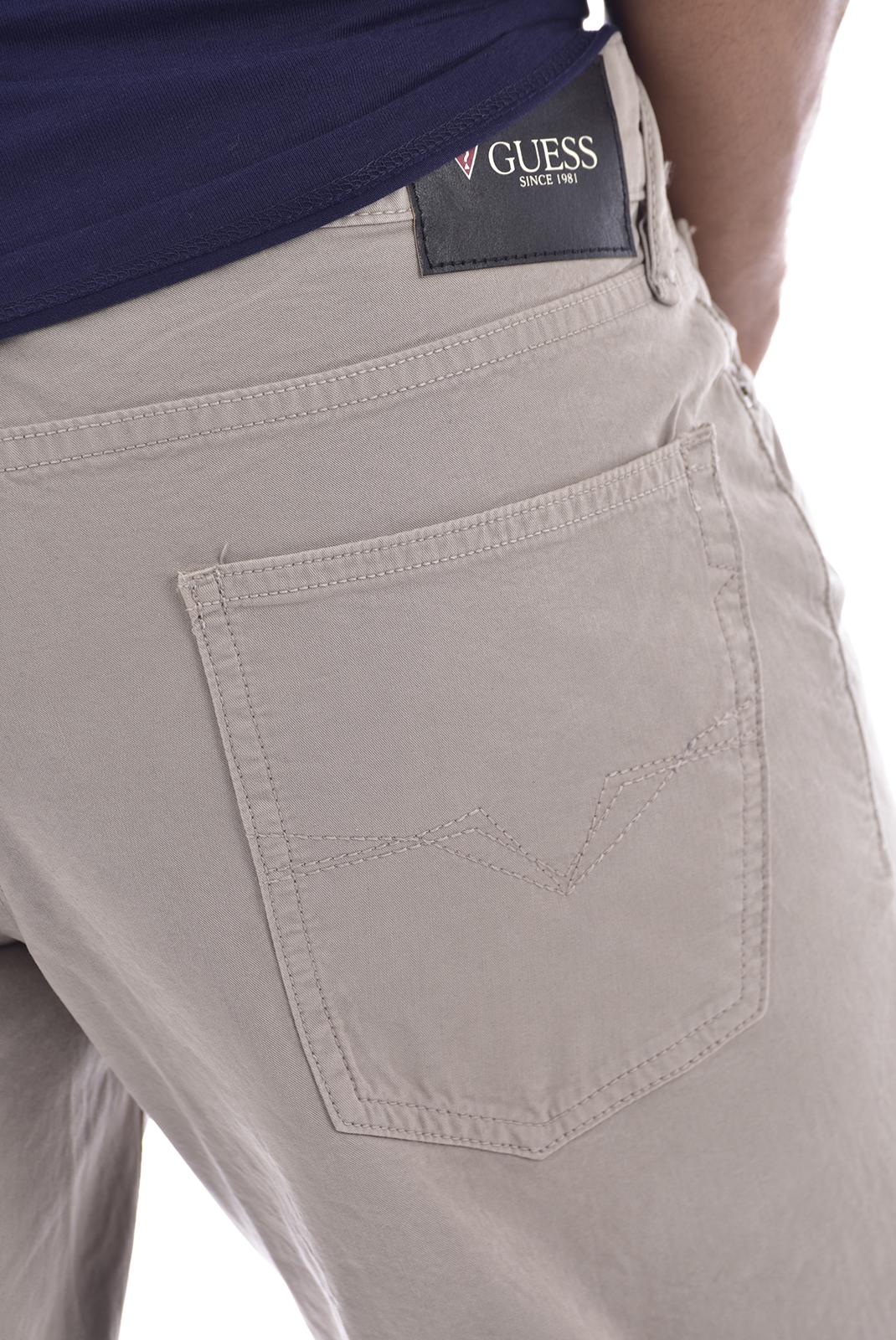 Shorts & Bermudas  Guess jeans M72D01WBC29 BRUN/ANCIENT SAND