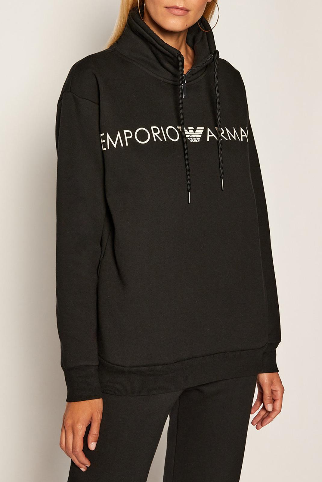 Sweat / sweat zippé  Emporio armani 164385 0A250 020 BLACK