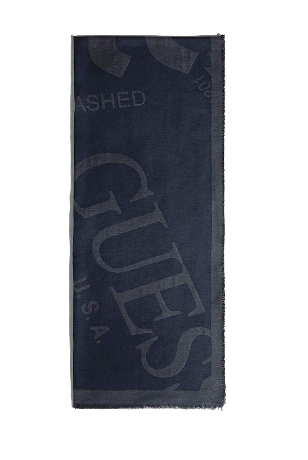 Echarpes / Foulards  Guess jeans M93Z23WBW20 BLUE GUESS JACQUARD