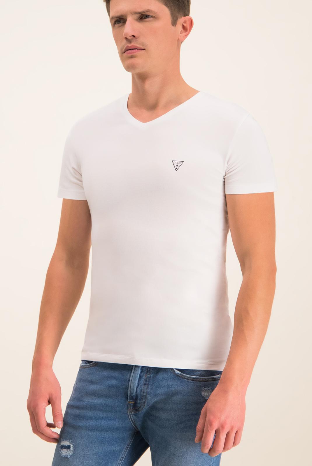 T-S manches courtes  Guess jeans U97G03 JR003 A009