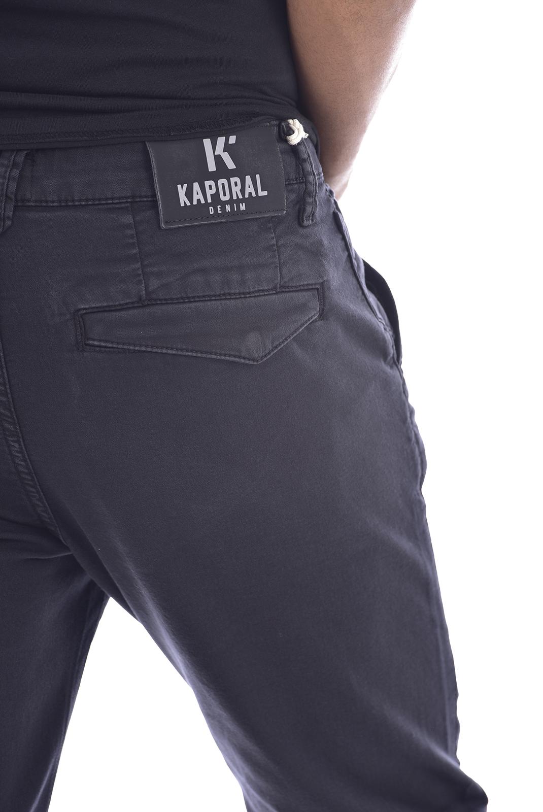 Pantalons chino/citadin  Kaporal IRWIX EXBLAC