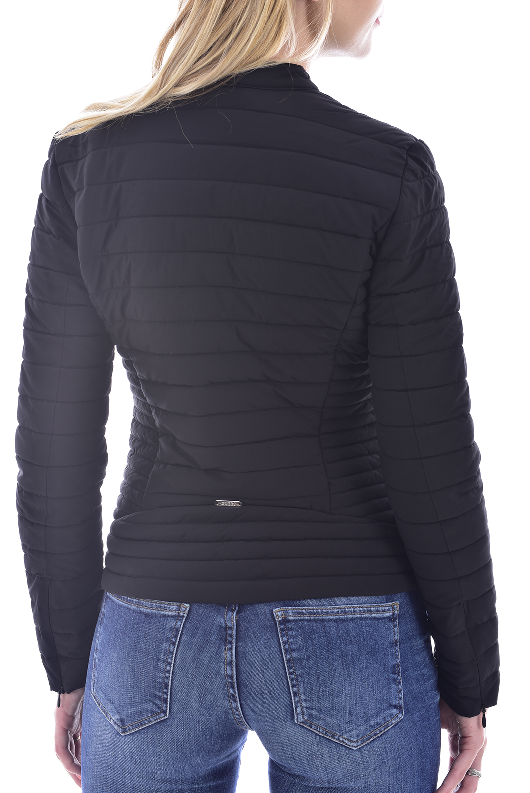 Blouson / doudoune  Guess jeans W0BL1IW6NW0 JBLK