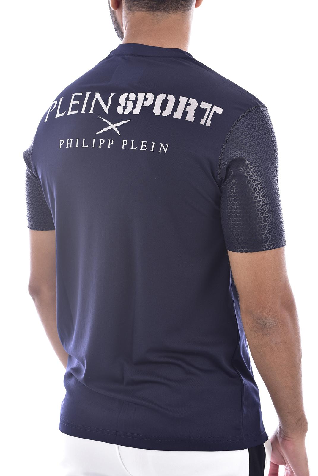 T-S manches courtes  Plein Sport MTK2343 NAVY