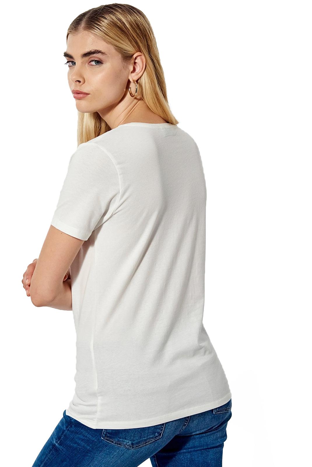 Tee shirt  Kaporal AZIS OFFWHITE