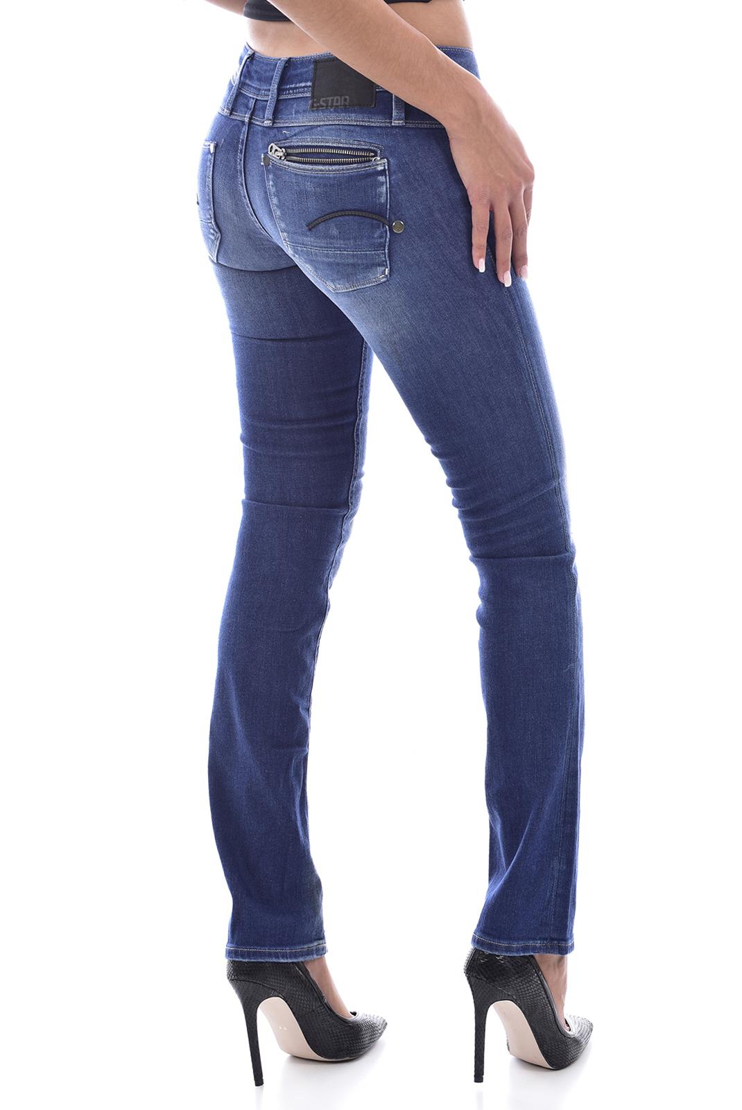 Jeans   G-star 60583.4664.071 attacc BLEU