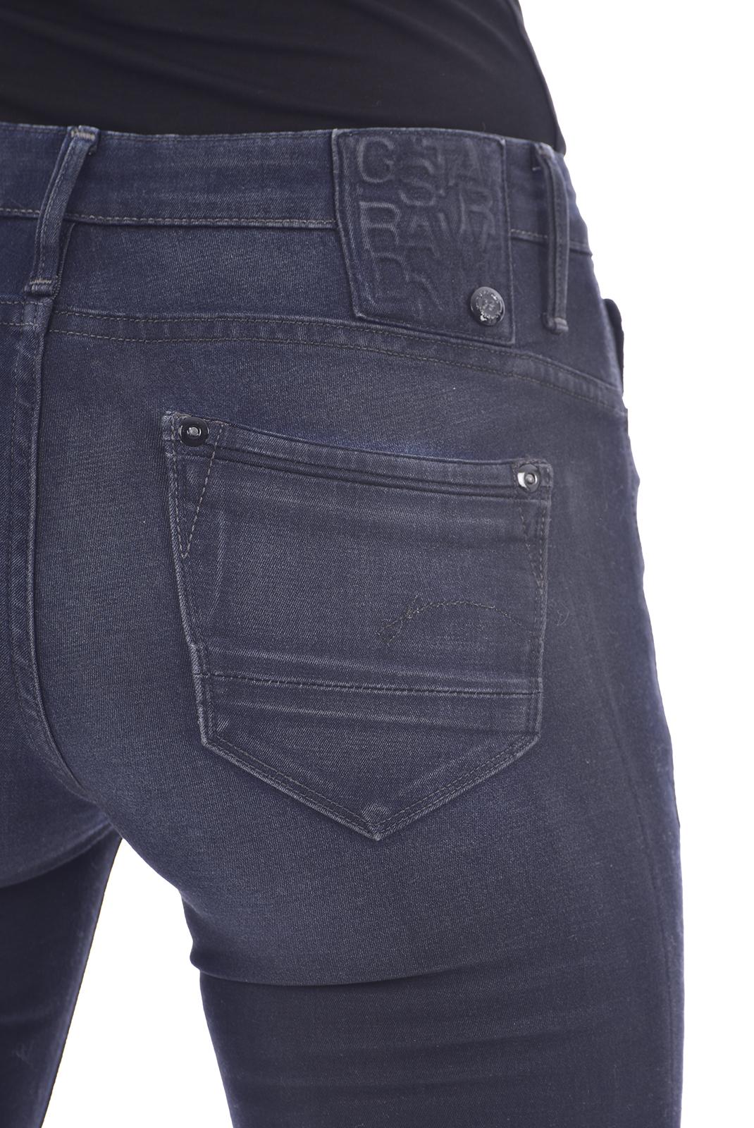 Jeans   G-star 60818.4661.89 Midge BLEU