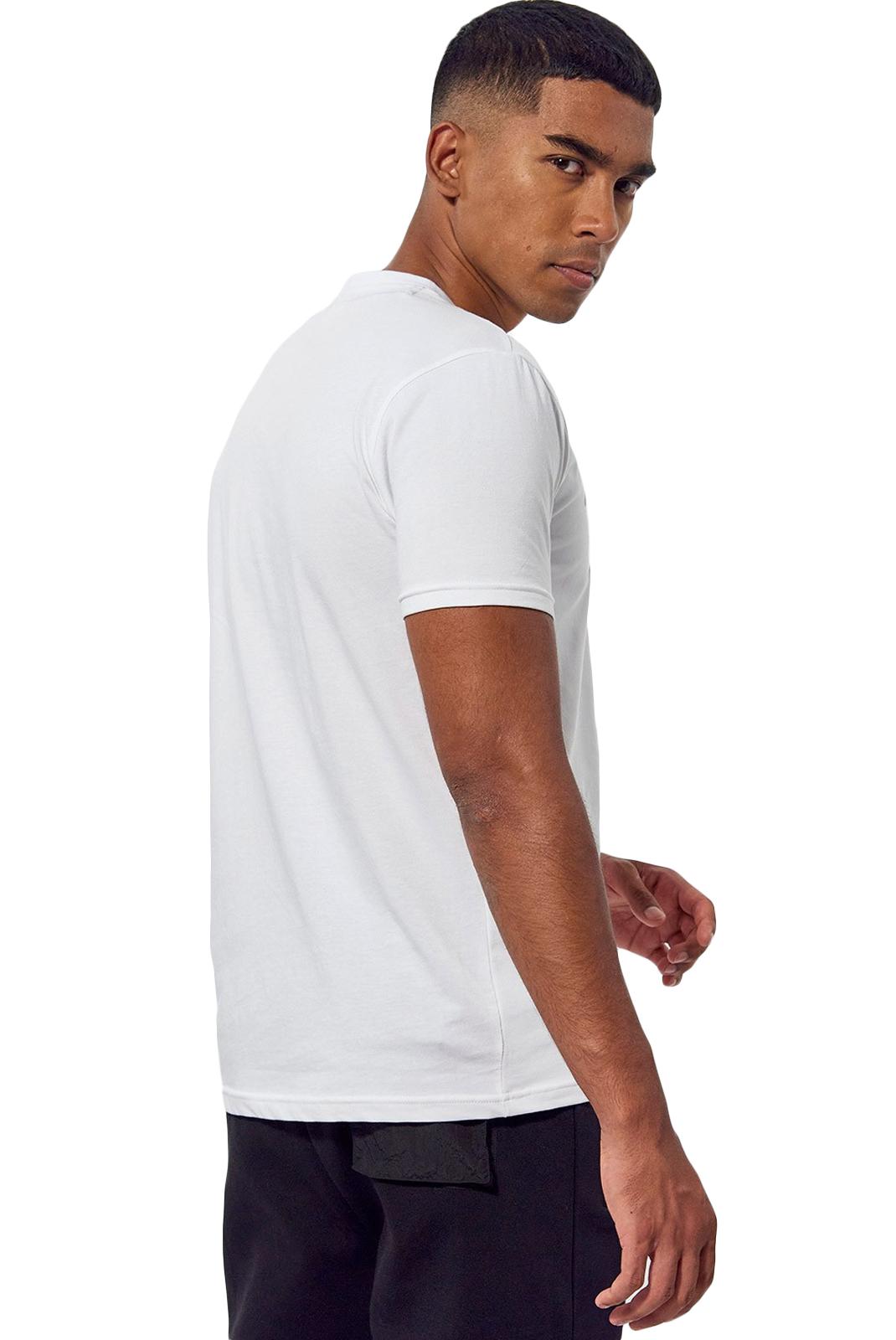 T-S manches courtes  Kaporal DALBI WHITE