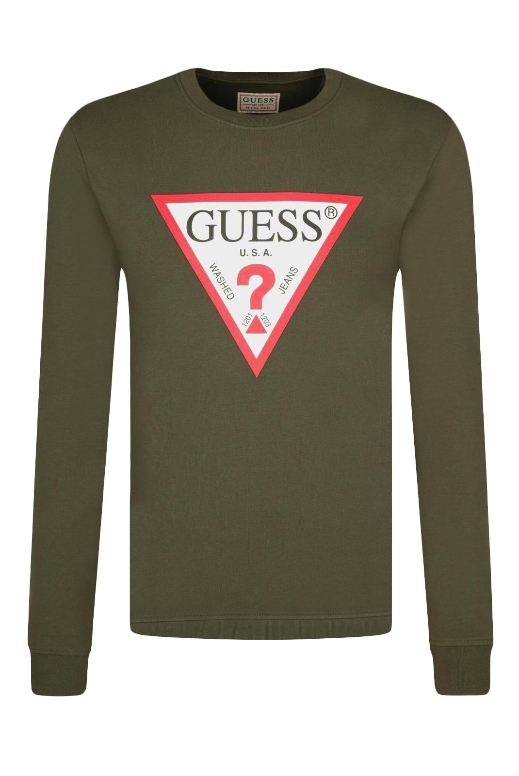 Sweatshirts  Guess jeans M0BQ37 K7ON1 G1AM