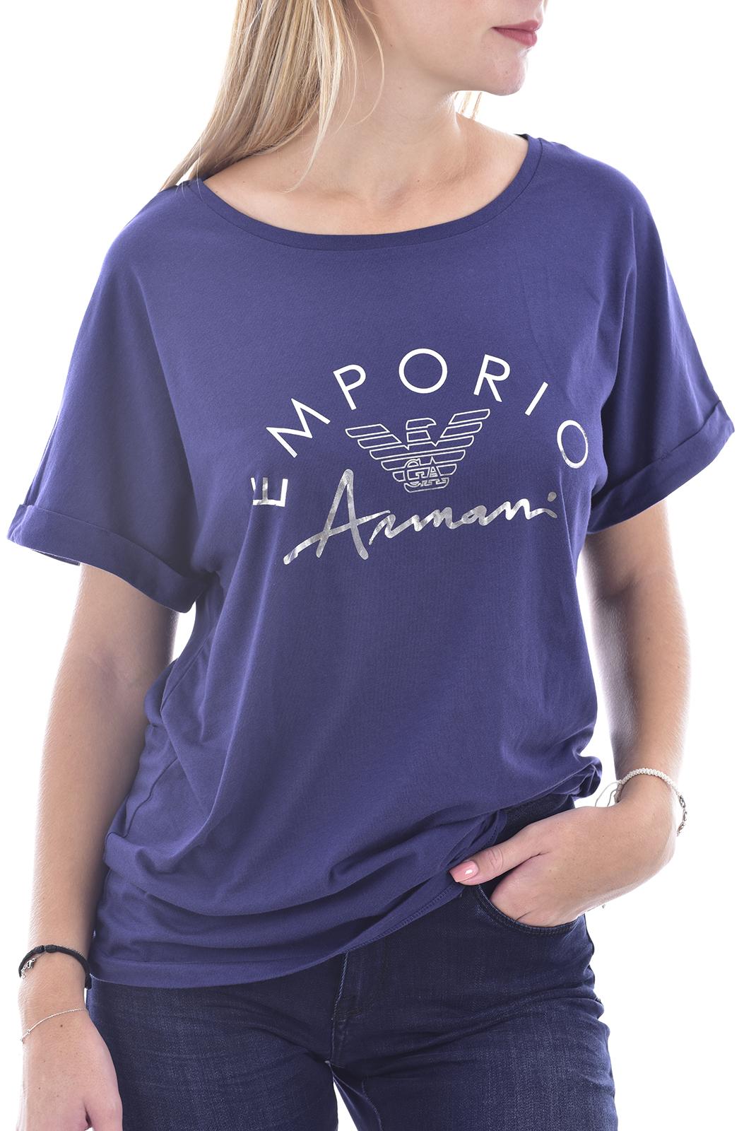 Tee shirt  Emporio armani 164340 0P291 15434 BLU INDACO